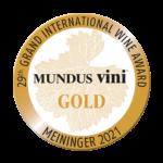 Mundus Vini Goldmedaille Summer Tasting 2021