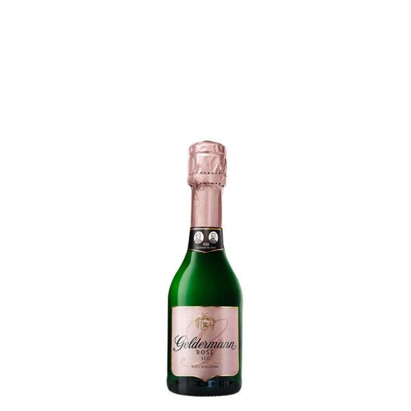 Geldermann Rosé sec Kleinflasche