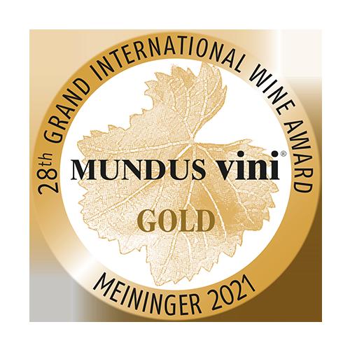 Goldmedaille MUNDUS VINI