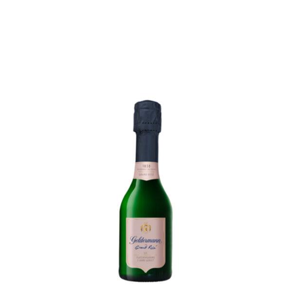 Geldermann Grand Rosé Kleinflasche