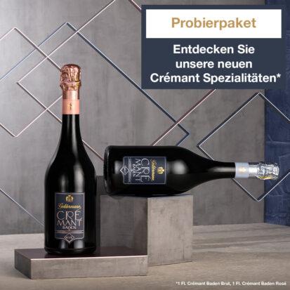 Geldermann Crémant Baden - Probierpaket