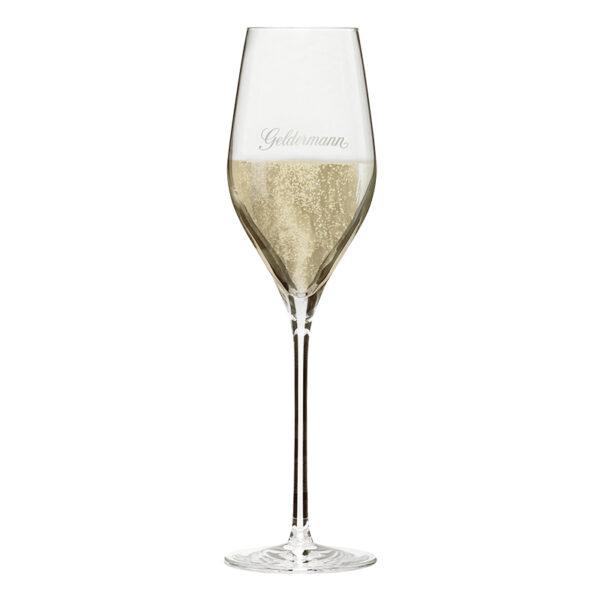 Sektglas Premium - Voll